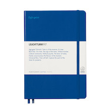 Leuchtturm1917 Leuchtkraft Notebook Medium Royal Blue Zeitgeist