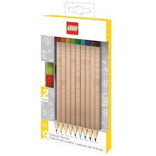 LEGO Colouring Pencils Set of 9