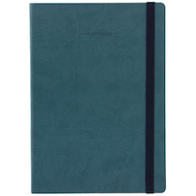 Legami My Notebook Large Petrol Blue