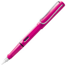 Lamy safari Fountain Pen Pink