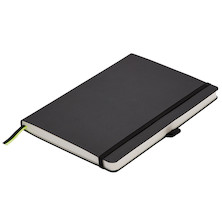 LAMY paper Notebook Softcover A5 Black