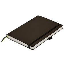 LAMY paper Notebook Softcover A5 Umbra (Charcoal)