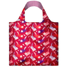 LOQI Shopping Bag Cats