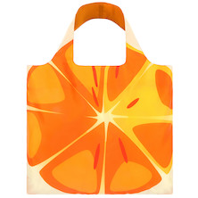 LOQI Shopping Bag Orange