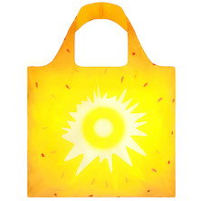 LOQI Shopping Bag Pineapple