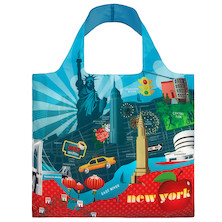 LOQI Shopping Bag New York