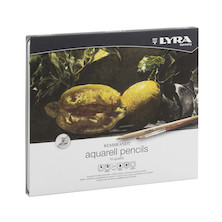 Lyra Rembrandt Aquarell Pencil Set of 24