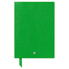 Montblanc Fine Stationery Notebook Green Lined