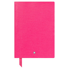 Montblanc Fine Stationery Notebook Pink Lined