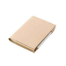 Midori Goat Leather Notebook Cover A6