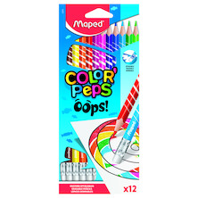 Maped Color'Peps Oops Pencils Set of 12