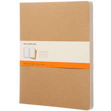 Moleskine Cahier Extra Extra Large Journal 216x279 Kraft
