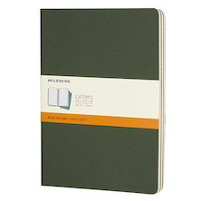 Moleskine Cahier Extra Large Journal 190x250 Myrtle Green