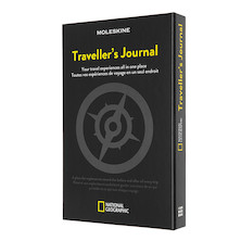 Moleskine Passion Journal National Geographic Travel
