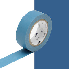 mt Washi Masking Tape - 15mm x 10m - Asahanada