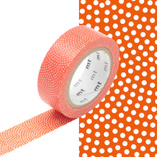 mt Washi Masking Tape - 15mm x 10m - Samekomon Kaki