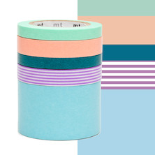 mt Washi Masking Tape - Suite Q