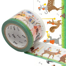 mt Washi Masking Tape EX - 30mm x 10m - Drum and Fife Band