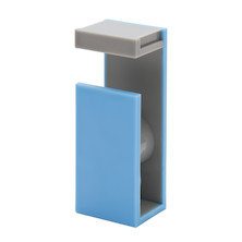 mt Tape Cutter Blue and Grey