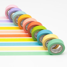 mt Washi Masking Tape Promotion