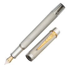 Onoto Excel Fountain Pen Sterling Silver Limited Edition
