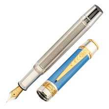 Onoto Emma Hamilton Fountain Pen Sterling Silver Limited Edition