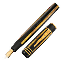 Onoto Shakespeare Fountain Pen Pinstripe Limited Edition