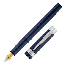 Onoto Excel Fountain Pen University of Oxford Blue