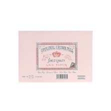 Original Crown Mill Envelopes for Classic Laid Writing Pad A5