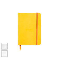 Rhodia Rhodiarama Softcover Notebook A6 (105 x 148) Daffodil Yellow