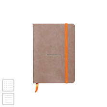 Rhodia Rhodiarama Softcover Notebook A6 (105 x 148) Taupe