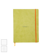 Rhodia Rhodiarama Softcover Notebook (190 x 250) Anise Green