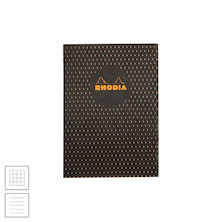 Rhodia Heritage Sewn Spine Notebook Moucheture (Flecked) A5