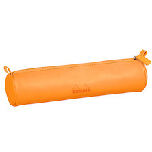 Rhodia Rhodiarama Pencil Case Orange