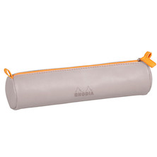 Rhodia Rhodiarama Pencil Case Silver