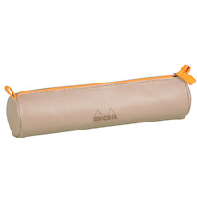 Rhodia Rhodiarama Pencil Case Beige