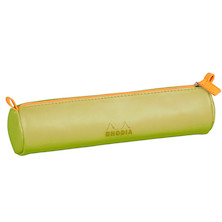 Rhodia Rhodiarama Pencil Case Anise Green