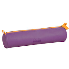 Rhodia Rhodiarama Pencil Case Purple