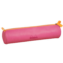 Rhodia Rhodiarama Pencil Case Raspberry
