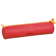 Rhodia Rhodiarama Pencil Case Poppy