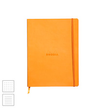 Rhodia Rhodiarama Softcover Notebook (190 x 250) Orange
