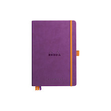 Rhodia Rhodiarama Hardcover Goalbook A5 Purple