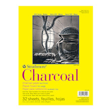 Strathmore 300 Charcoal Pad 9x12