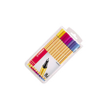 STABILO point 88 Fineliner Pen Assorted Wallet of 20
