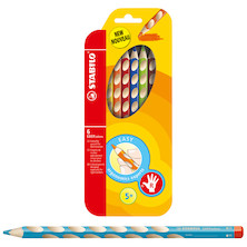 STABILO EASYcolors Pencil Wallet of 6