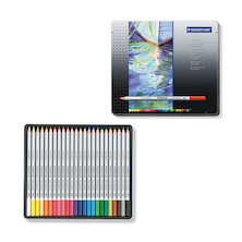 Staedtler Karat Aquarell Pencil Tin 24