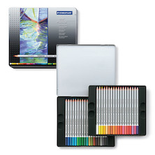 Staedtler Karat Aquarell Pencil Tin 36