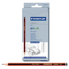 Staedtler Tradition Pencils Assorted Set of 12