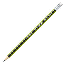 Staedtler Noris Eco Eraser Tipped Pencil