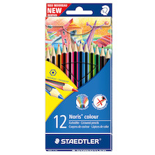 Staedtler Noris Colouring Pencil Set of 12